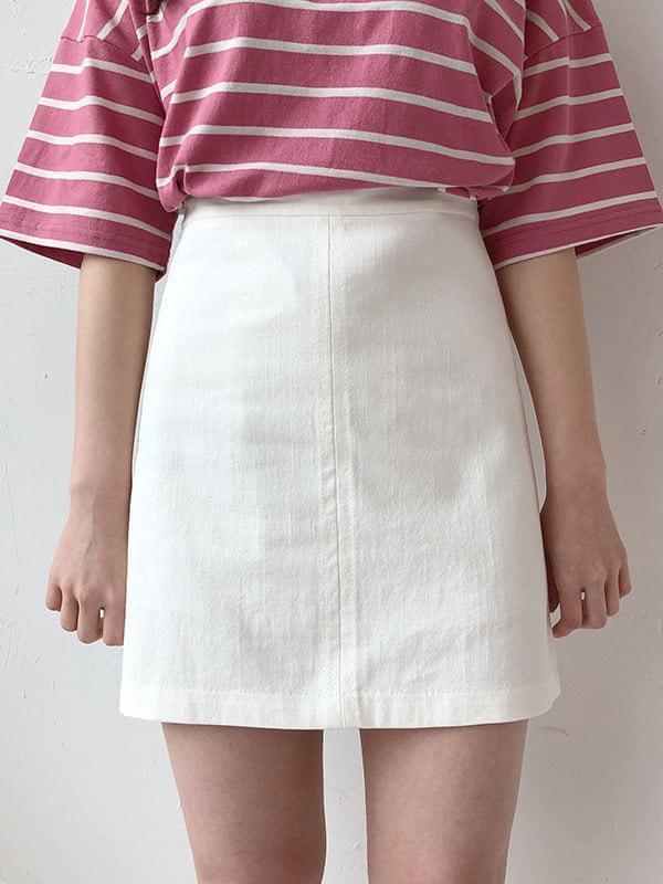 Item Basic Mini Skirt