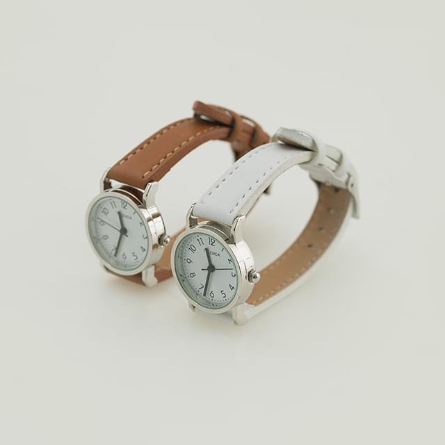 wearable 2 color watch