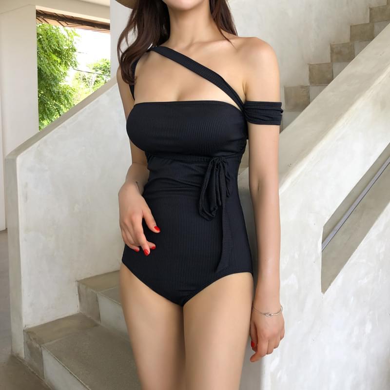 Strap mono bikini