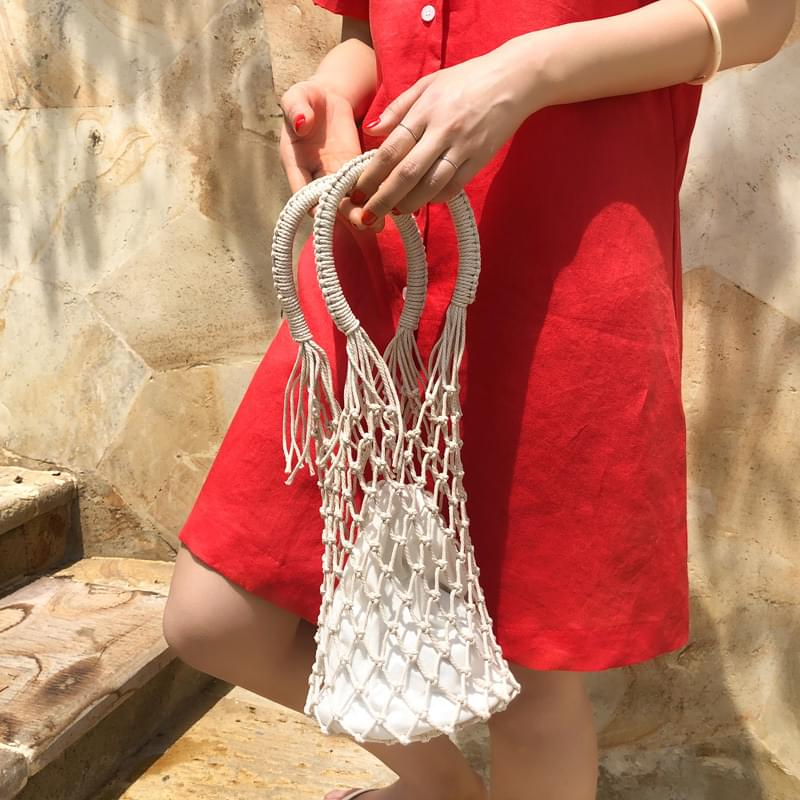 Salty net bag
