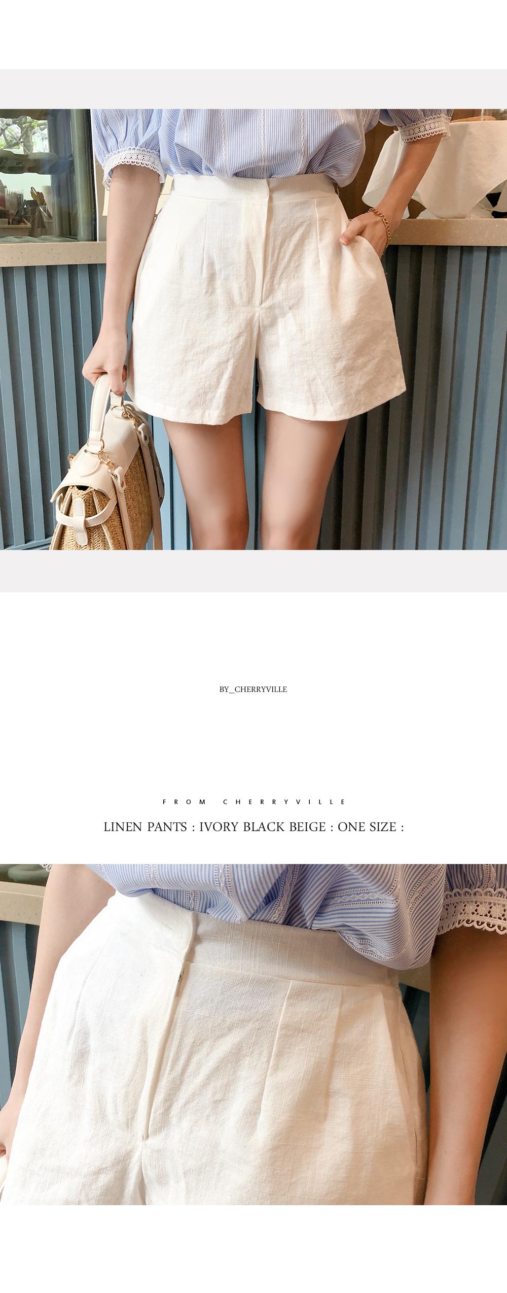 Each linen pants