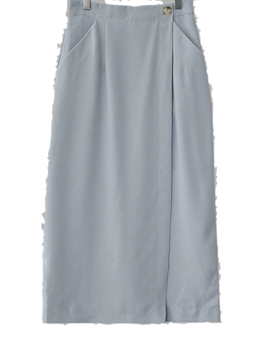 A charming lap skirt with a sense of stability