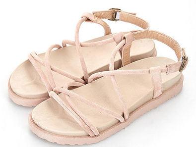 Heelville strap sandals