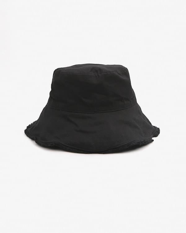 vintage cutting bucket hat