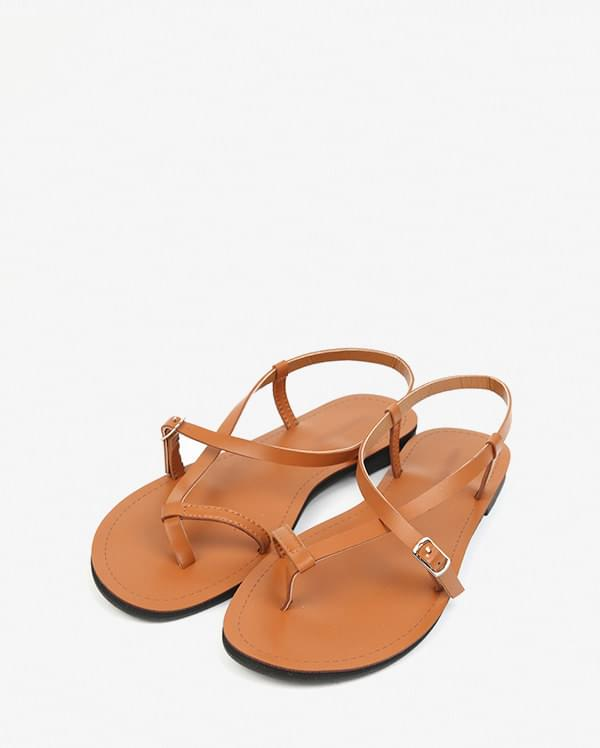 light strap sandal