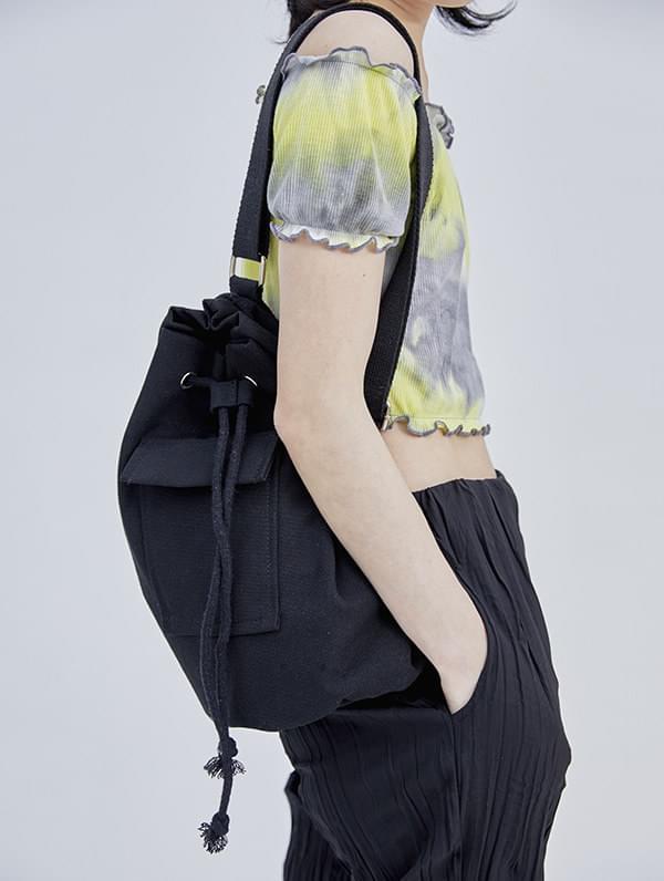 canvas duffle bag (2 color)