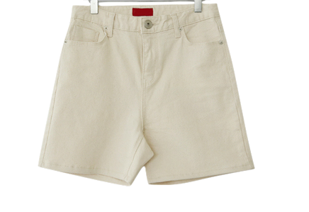 Creamy Twill Part 4 Summer Shorts