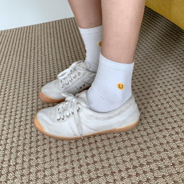 Smiley Socks
