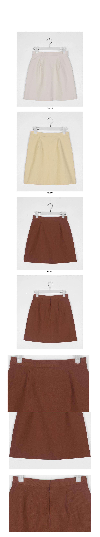 young mini skirt
