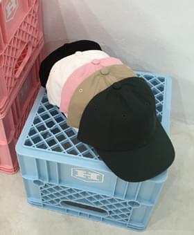 Spring plain cap