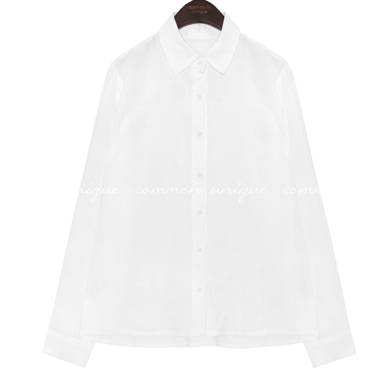 5 COLOR BOSCO LINEN SHIRTS