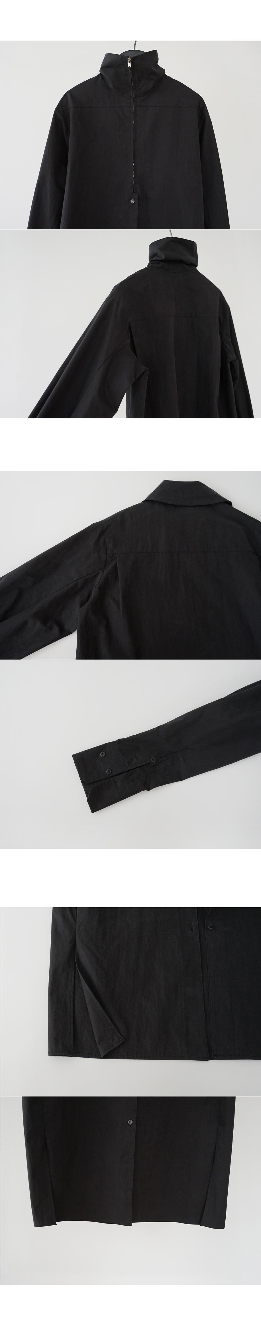 sensual anorak shirt (3colors)