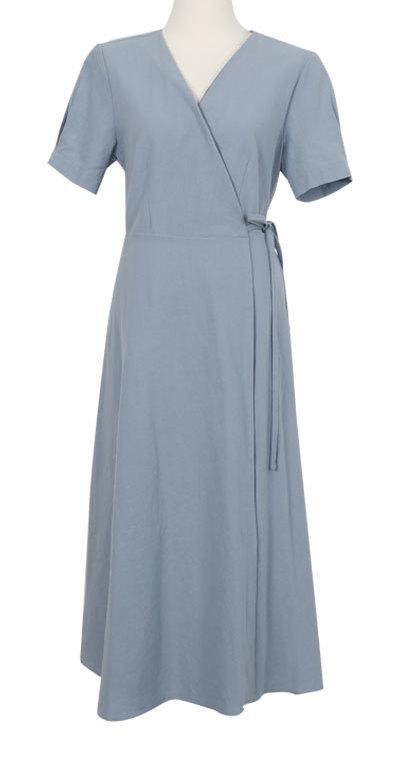 Sharrap linen dress