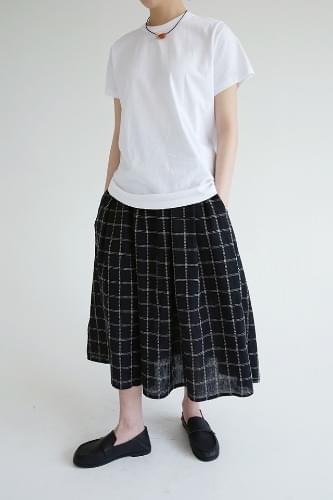 cutie mood check crease skirts