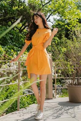Vince Ribbon Dress