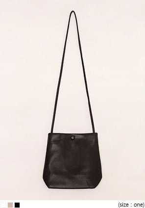 SOELL SQUARE LEATHER BAG