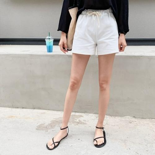 Summer's Bending Short Pants
