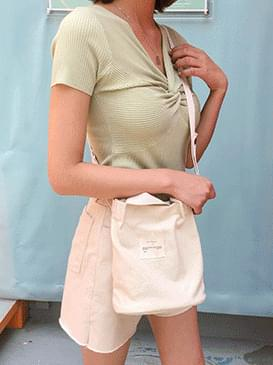 Eco Tender Cross & Dot Bag
