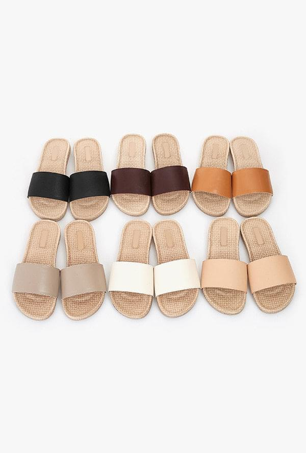Simple Sik Ratan Slippers