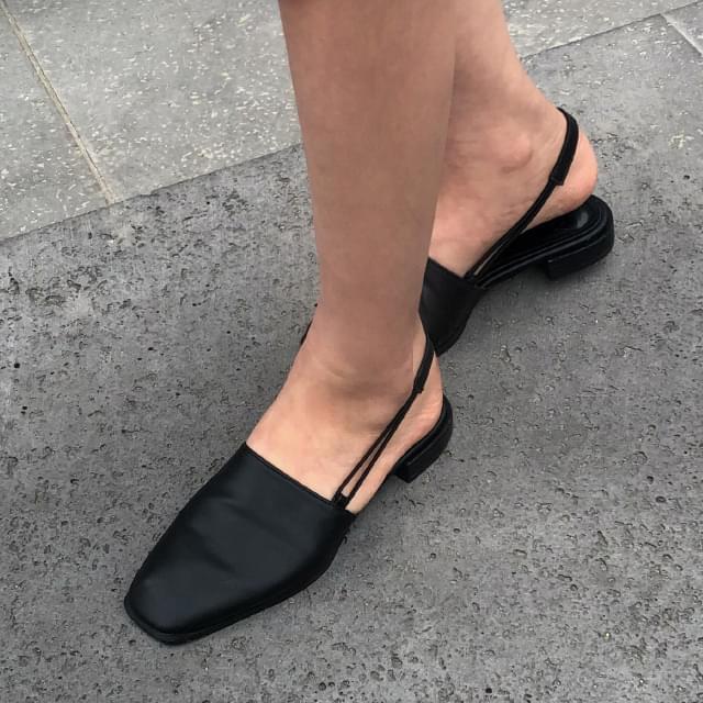 soft slingback sandal