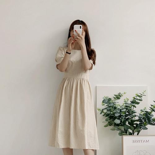 Elin Stripe Dress