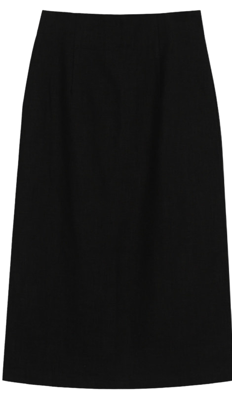 Leasing Linen H Long Skirt