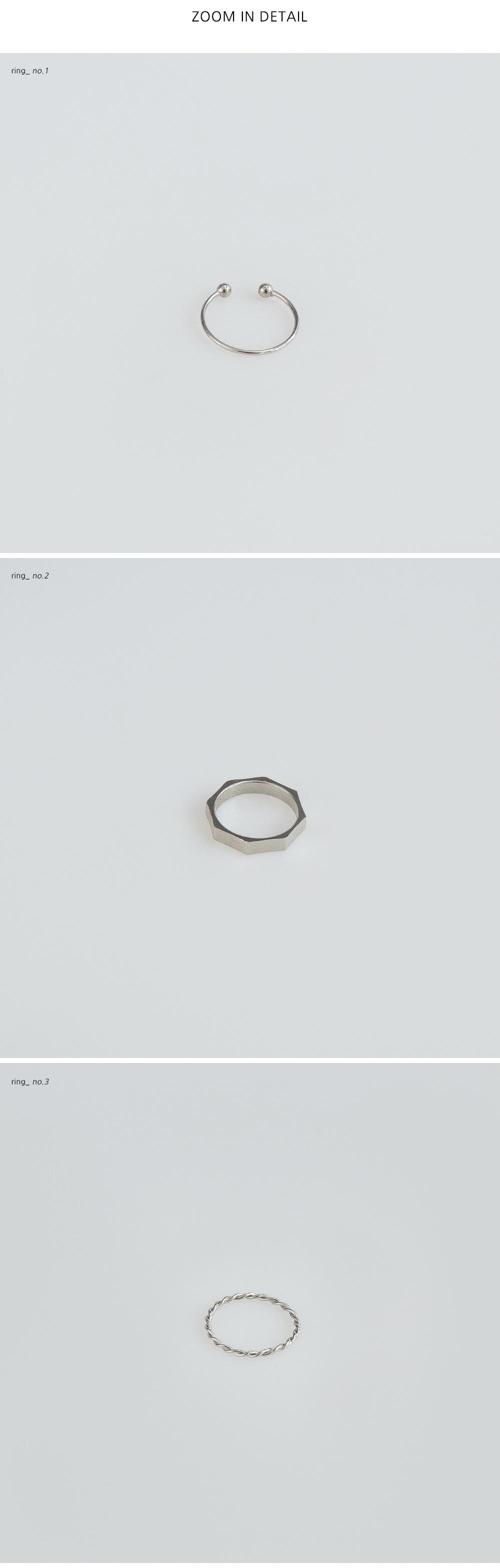 3-type simple ring set