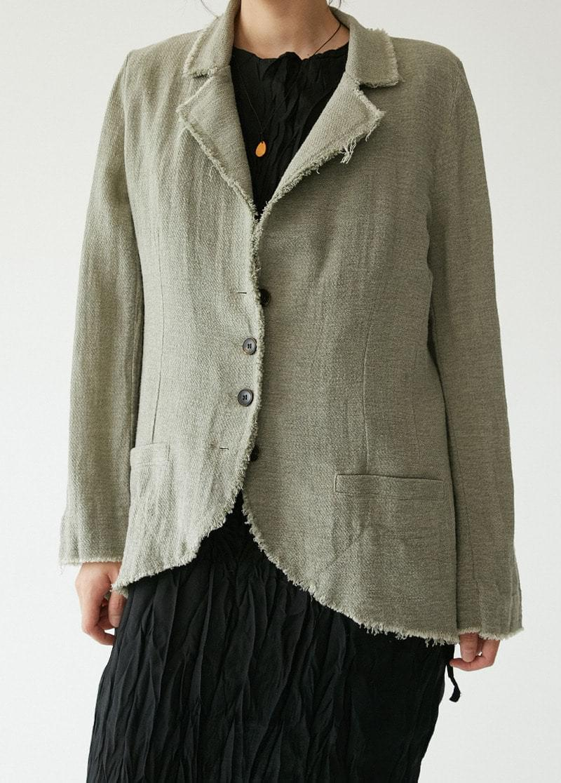 French button jacket