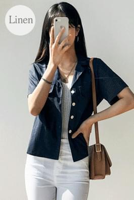 Two-way shirt jacket