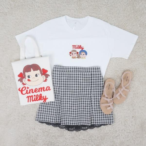 Milky Girl Short Sleeve T