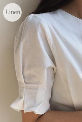 Bean linen dress