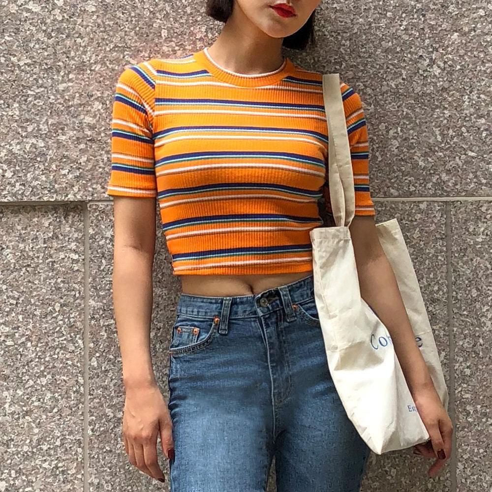 Nemo cropped shirt