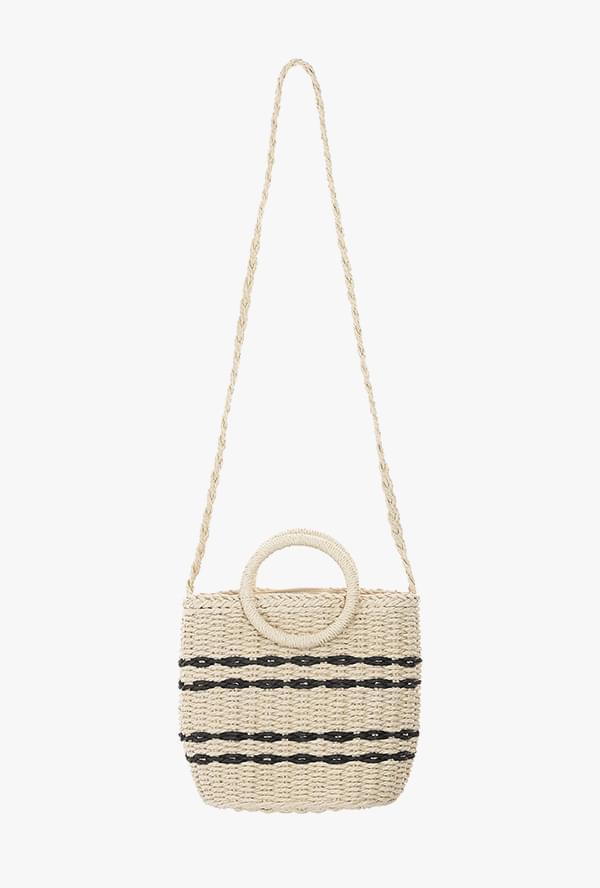 Tiena natural seconds shoulder bag