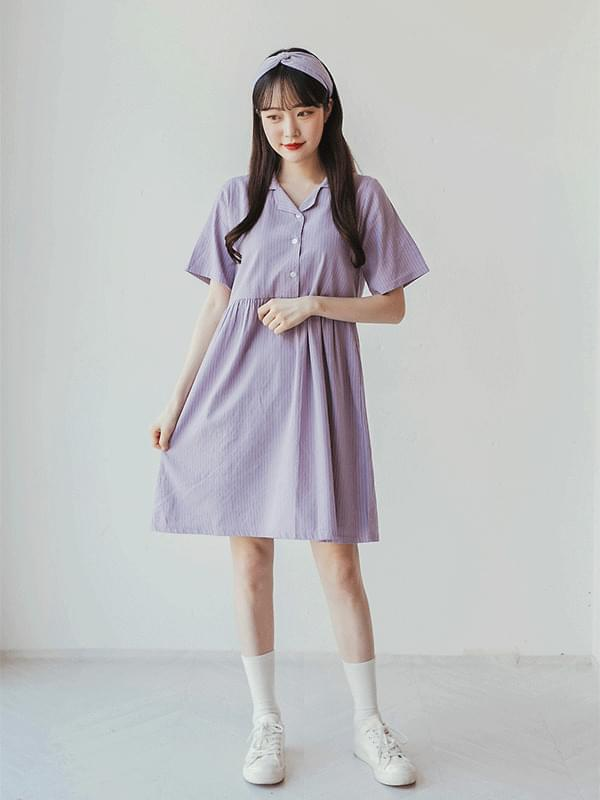 Baby Striped Dress