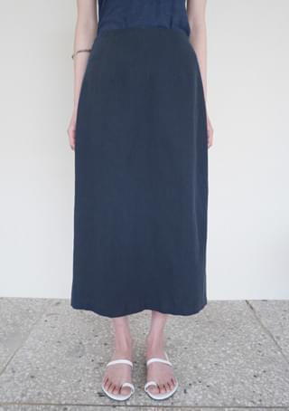 deep blue mood skirt