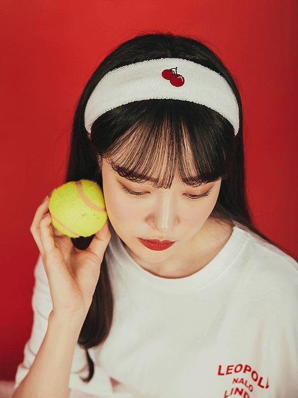 Petit Cherry Hair Band