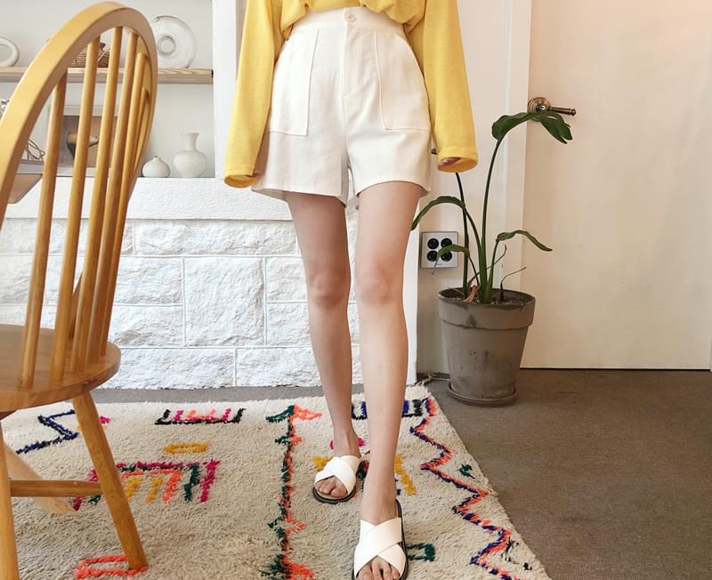 Wide wide linen pants