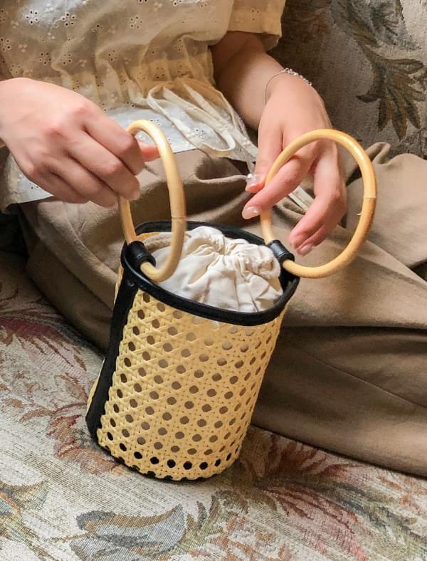 cylinder pouch set bag