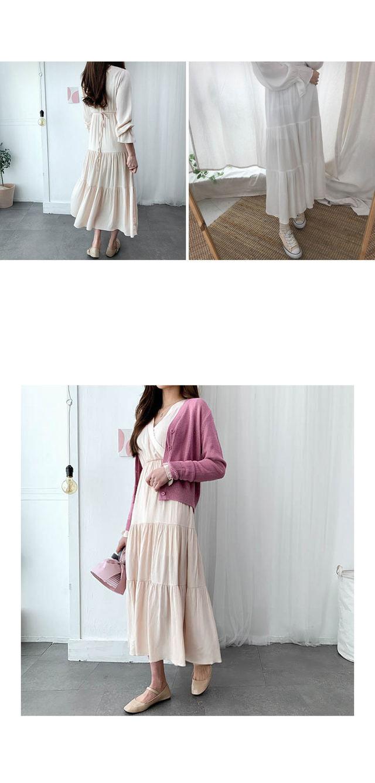 Selena Long Dress
