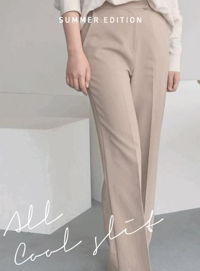 ALL Slacks Cool Slit