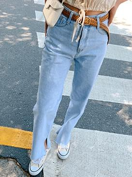 Wide Top Payden Denim Pants