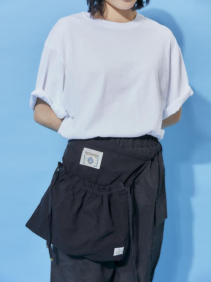 apron cotton bag (2 color)