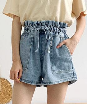 Big Pocket Banding Short P