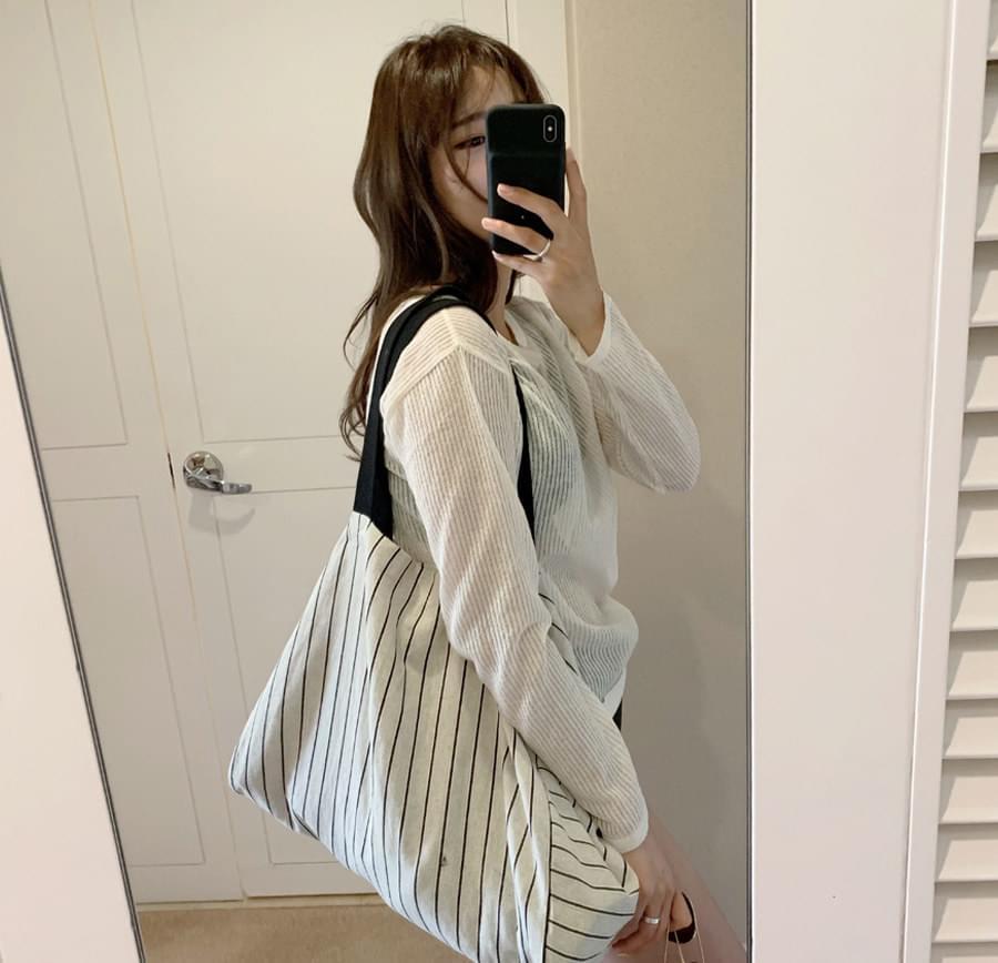 Big Stripe Bag