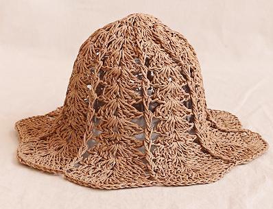 MONIBELL WAVE PAPER BUCKET HAT