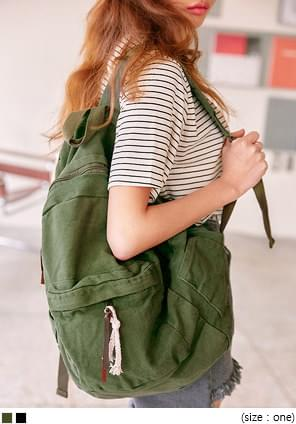 FOREIND DAILY COTTON BACKPACK
