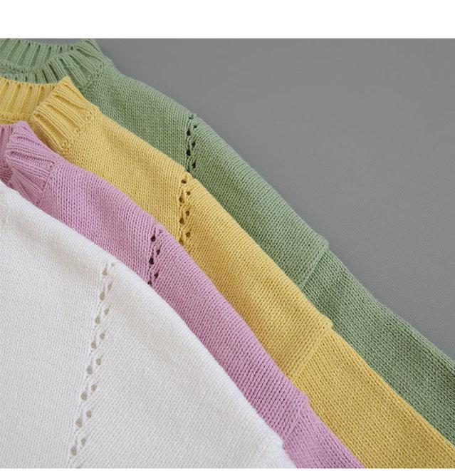 Puppy - cotton knit