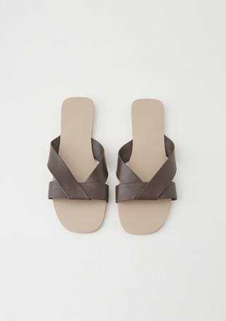 comfortable minimal slipper