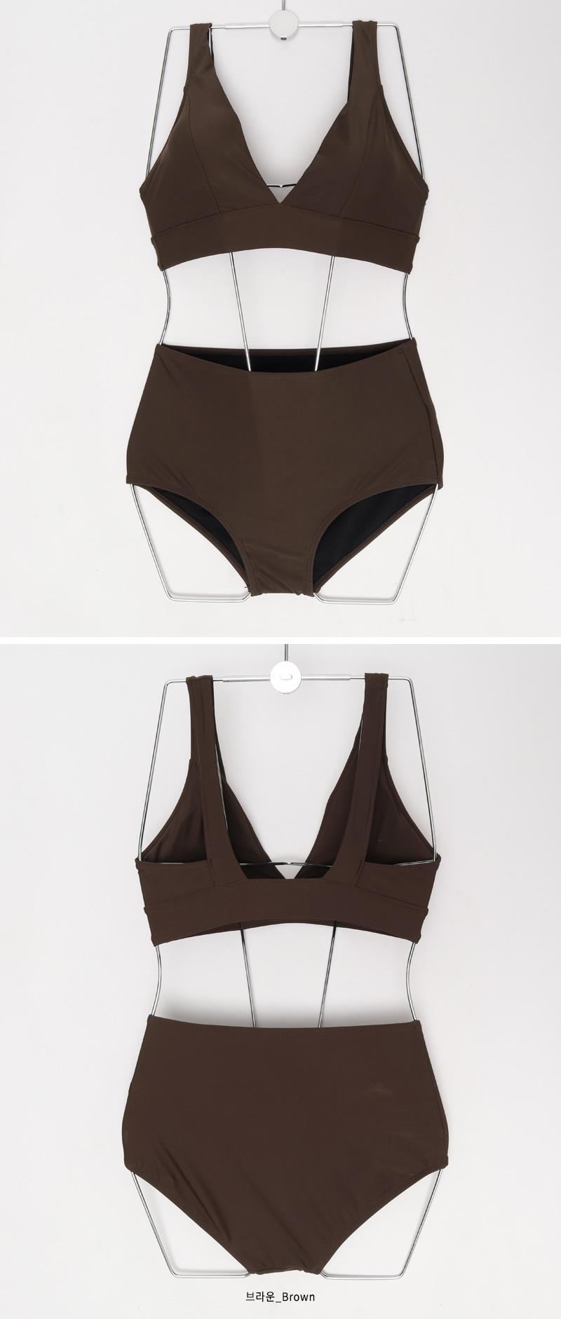 Moment simple basic bikini_Y