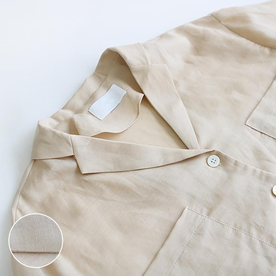 Formulation Half Shirt